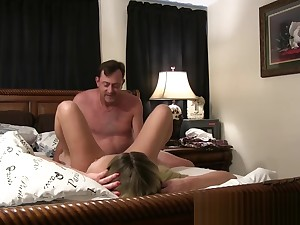 A catch Wife's Suckle Loves to FUCK