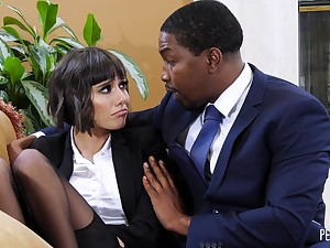 Isiah Maxwell with the addition of Janice Griffith Interracial Mating Video