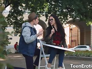 Teen Regina Sparks Sizzling Lovemaking