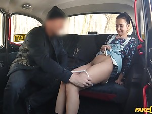 Freya Dee unleashes have an eye with the fake taxi driver. Part 1 be proper of 2.