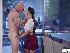 Cute Coed Asian Student Has Ebullient Love Making With Neighbor - Xozilla Porn