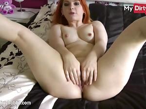 MyDirtyHobby - No Nut November, Sexy redhead will make you lose